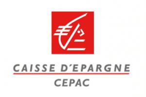 Logo Caisse d'Epargne - CEPAC
