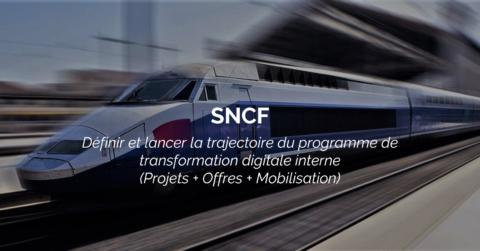 Success Story : SNCF lance un programme mobile et collaboratif pour ses équipes internes