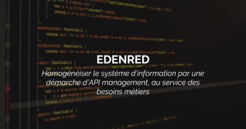 Success Story : SURICATS accompagne EDENRED dans sa stratégie d'API Economy