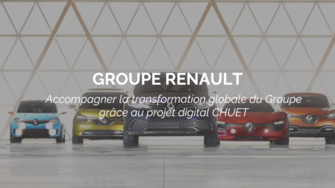 Success Story : SURICATS accompagne la digitalisation du groupe RENAULT