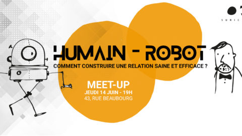 Humain-Robot, construire une relation en bonne intelligence (artificielle)