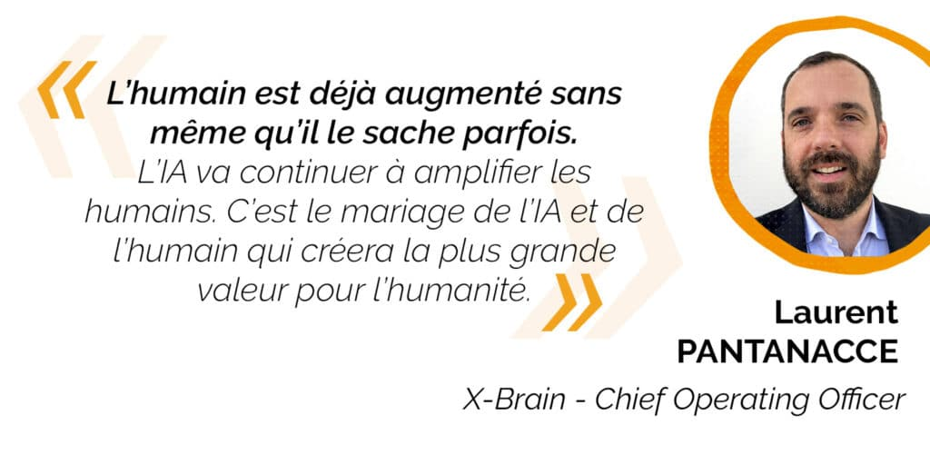 Citation de Laurent Pantanacce sur l'intelligence artificielle et l'éthique