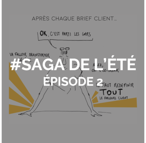 Saga de l'été : le Design Thinking