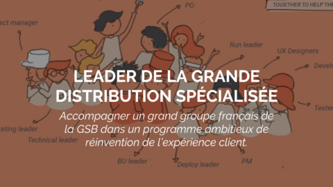 Success Story : un Programme relation client international en mode agile