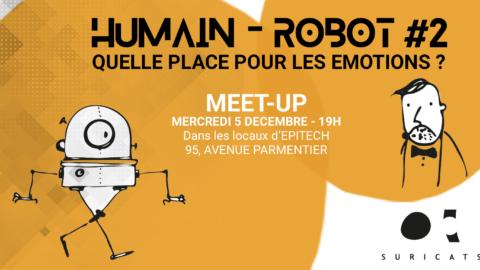 Relation Humain-Robot, avec ou sans émotions?