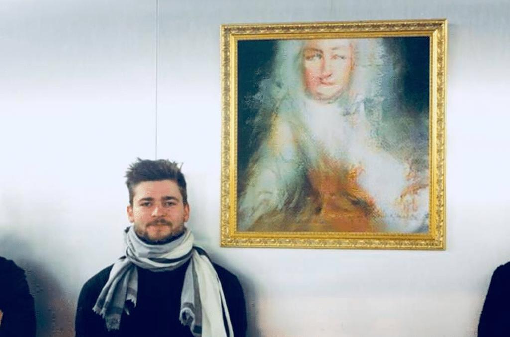Le Comte De Belamy - Credit : Obvious Art