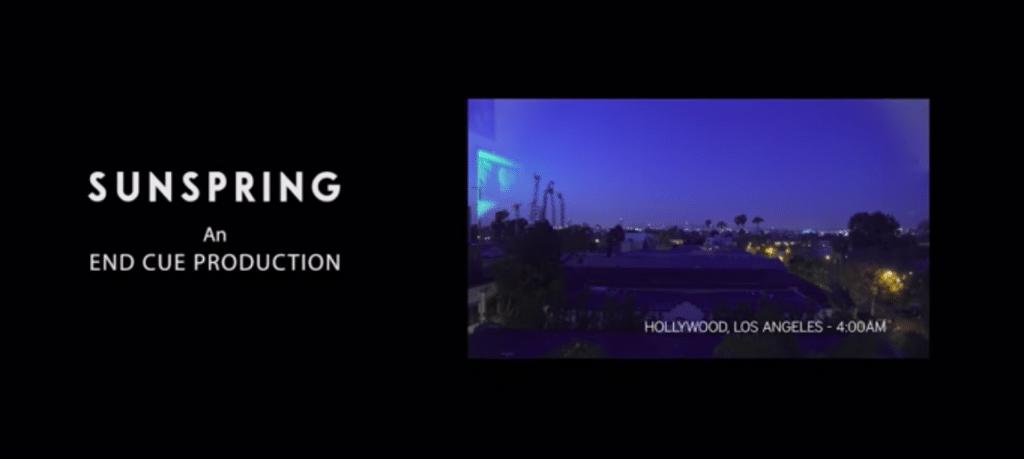 Sunspring | Court-métrage de science-fiction avec Thomas Middleditch - Scénario écrit par une IA