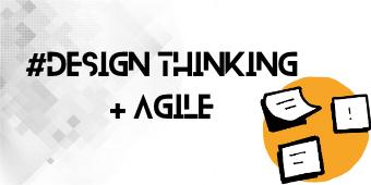 Site web - Image à la une article - Agile et design thinking