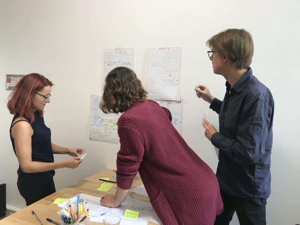 Atelier Design - Plateforme CGénia
