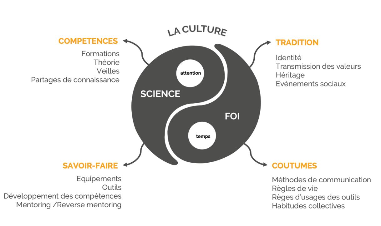 Framework de culture d'entreprise