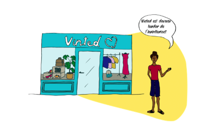 Illustration recit design fiction futur souhaitable consommation frugale 2