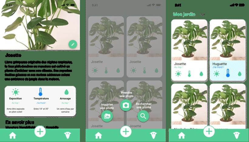 Povert design app